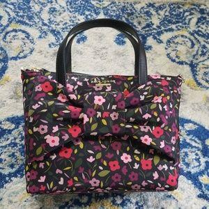 Kate Spade Boho Floral Haring Lane Jan Satchel NWT